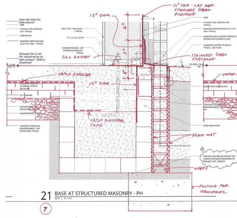 02-10 foundation coordination drawing 01