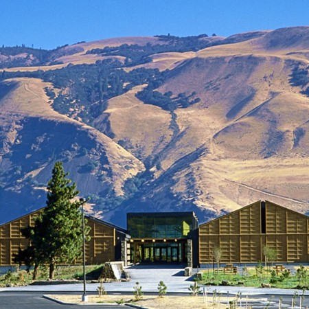 Columbia Gorge Discovery Center Wide