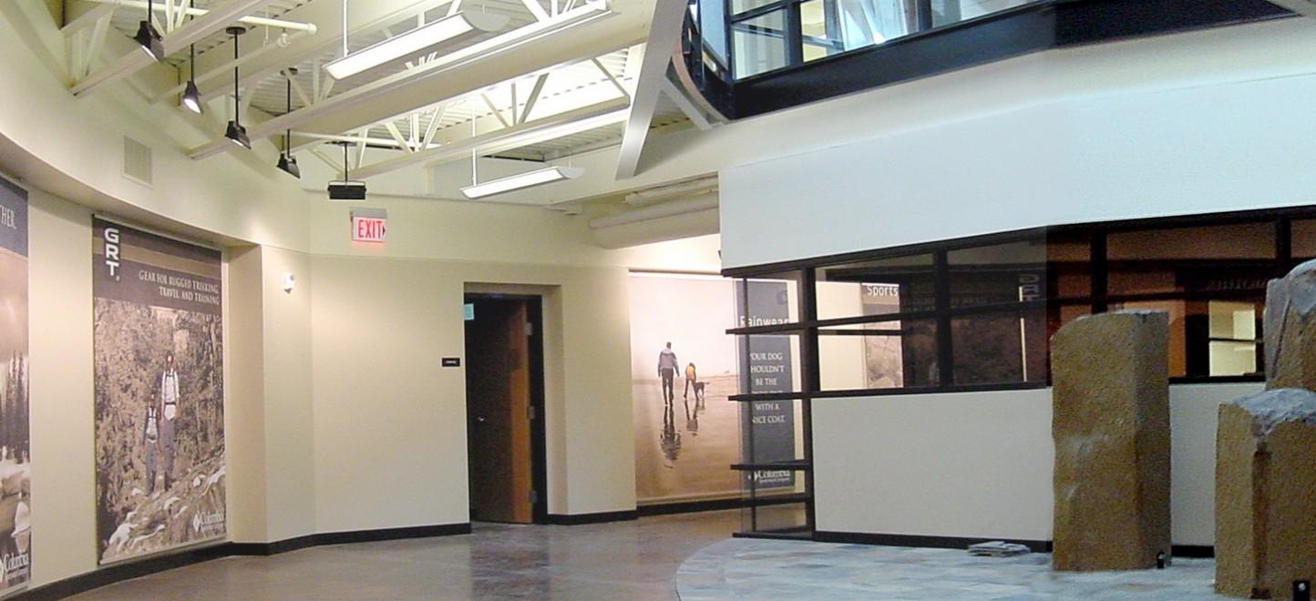 e31afc0d7b8 Columbia Sportswear Headquarters | WALSH Construction Co.