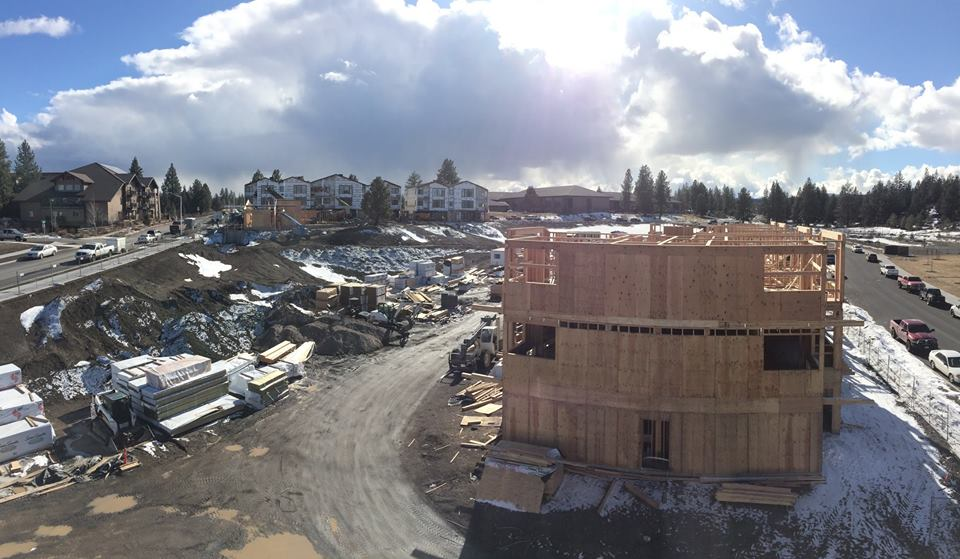 Walsh construction co range apartments in bend oregon for Bend oregon contractors