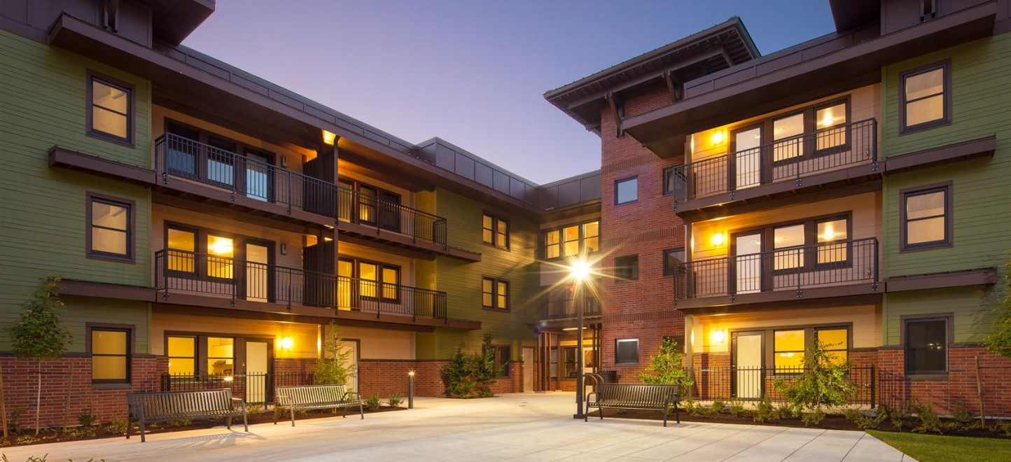 Low Income Senior Housing Hillsboro Oregon