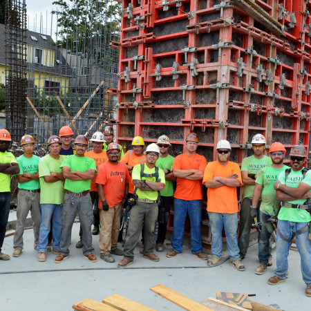 Walsh Group Construction 56